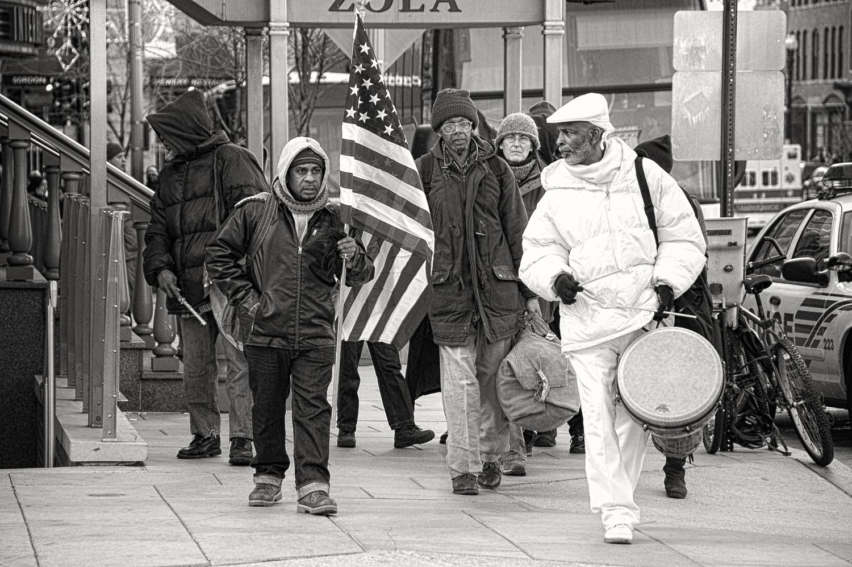 First Obama Inauguration, Washington, January 20, 2009