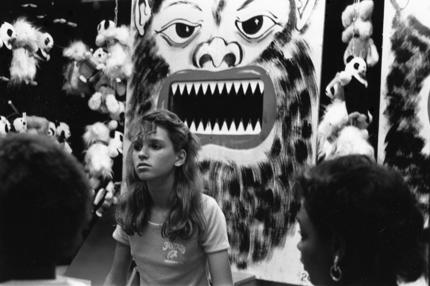 Carnival Worker, Chicago, 1987
