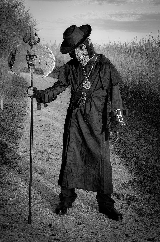 Shane, Frightfest, Grayslake, Illinois, 2013