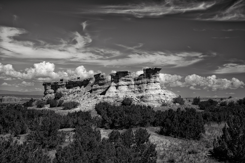 Along the High Road, Between Santa Fe and Taos, New Mexico
