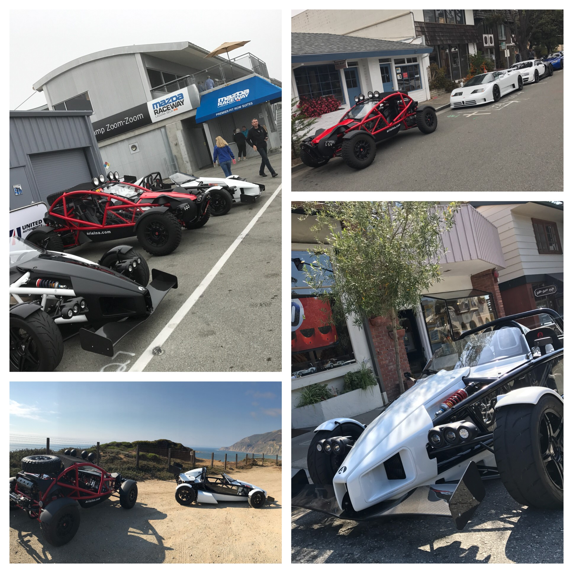 August, 2017 - Monterey Car Week is a yearly favorite