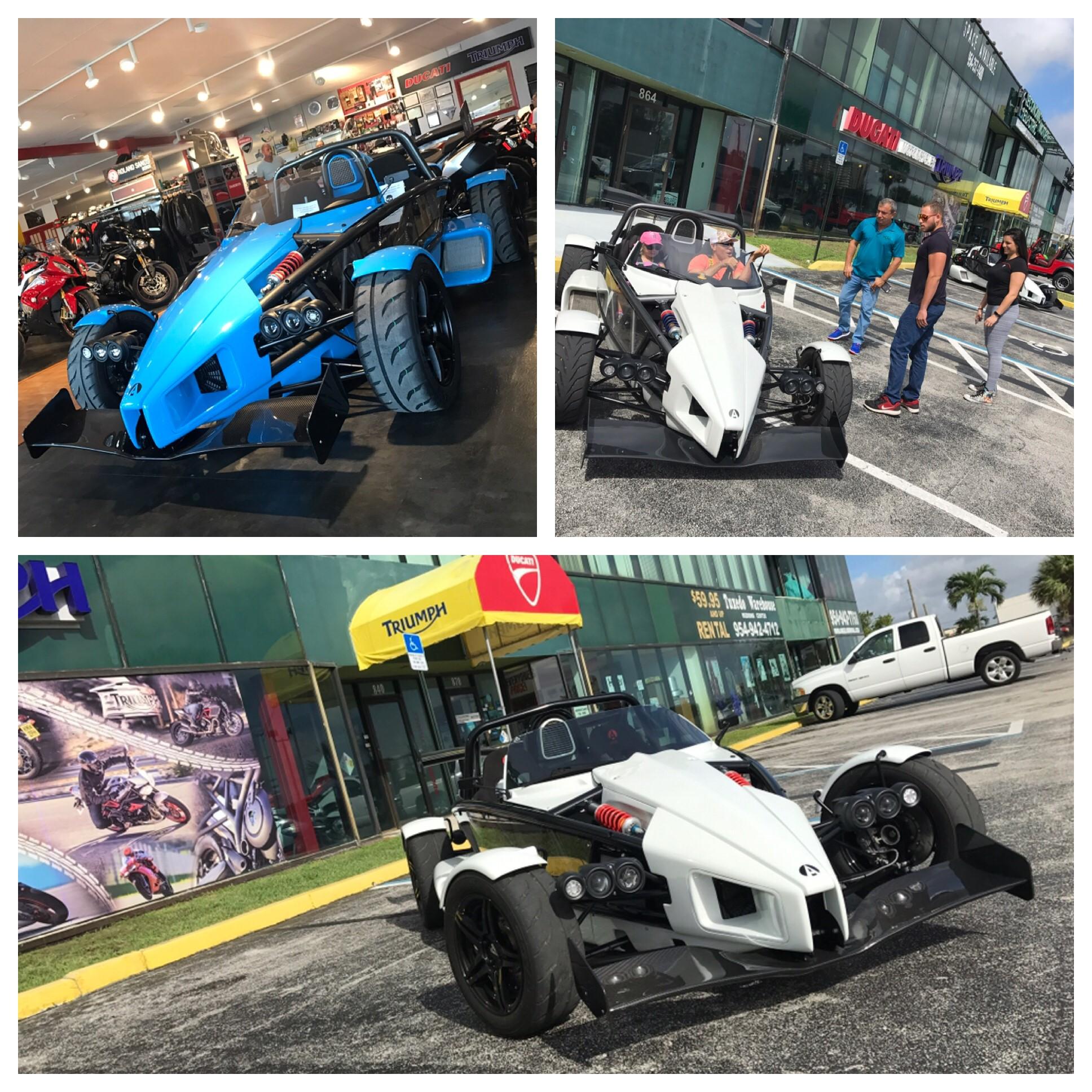 October, 2017 - Dealer Meet & Greet at Two Wheels World