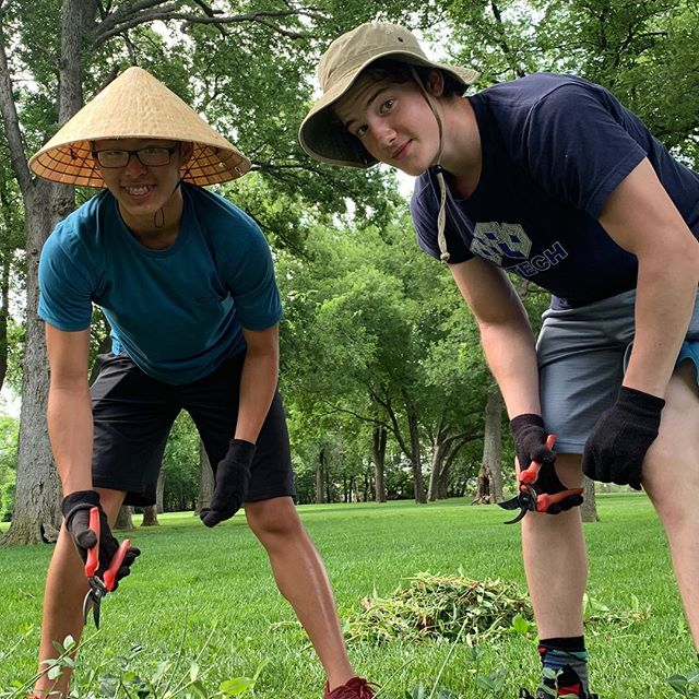 We had the privilege to volunteer with Harn Homestead this past weekend. We will be volunteering with them again in exactly one month. Don't miss out! You can go to ucogis.org and scroll to Saturday 7/27/2019 on the calendar to sign up to volunteer with us from 9am-12pm at Harn Homestead. #charitableevents #ucogis #gis