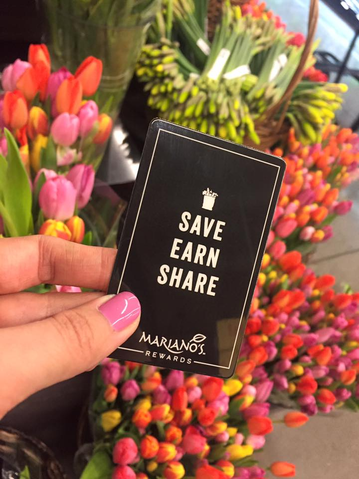 REWARDS - Buy 10 Vero drinks or Gelato and get the 11th free on your next purchase, using your Mariano's Rewards Card.