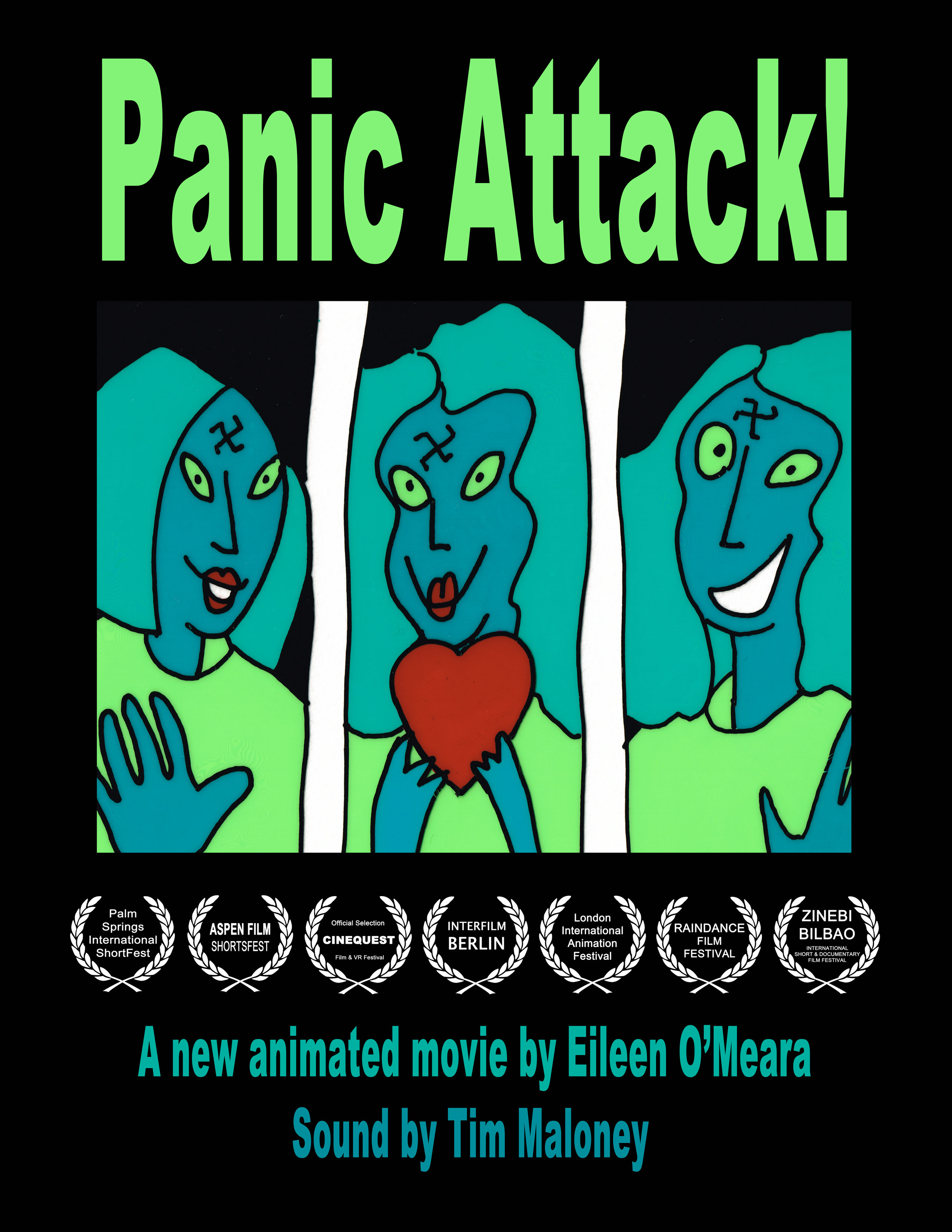 Poster Panic Attack_The Manson Girls_©Eileen OMeara.jpg
