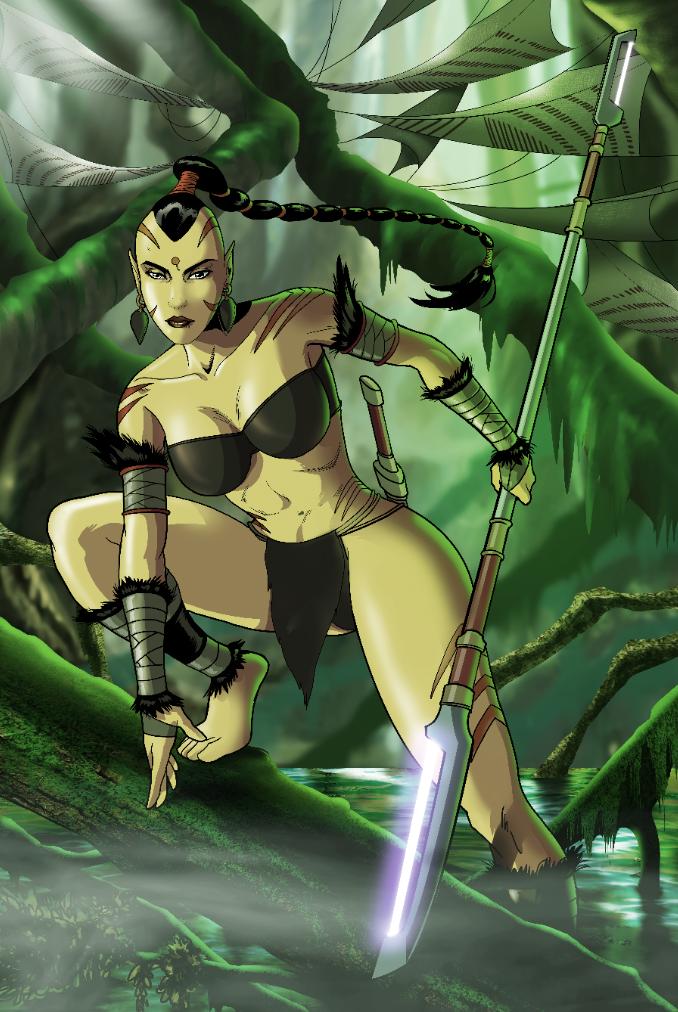 Queen Zorra