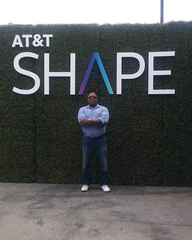 Attending the #AT&TShape conference