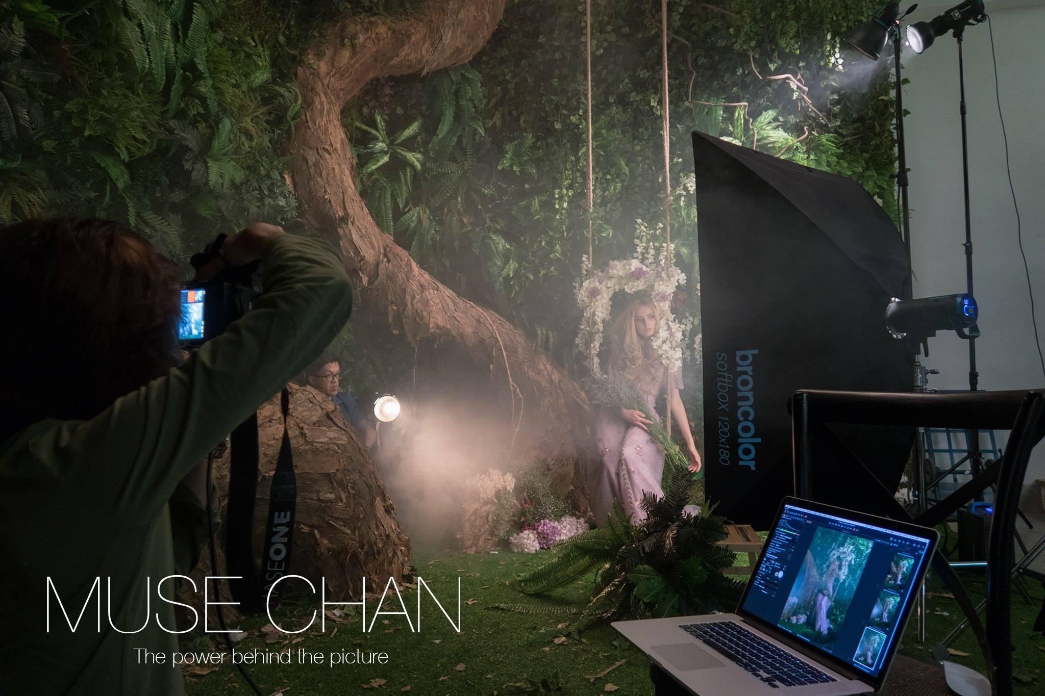 The Scene Studio
