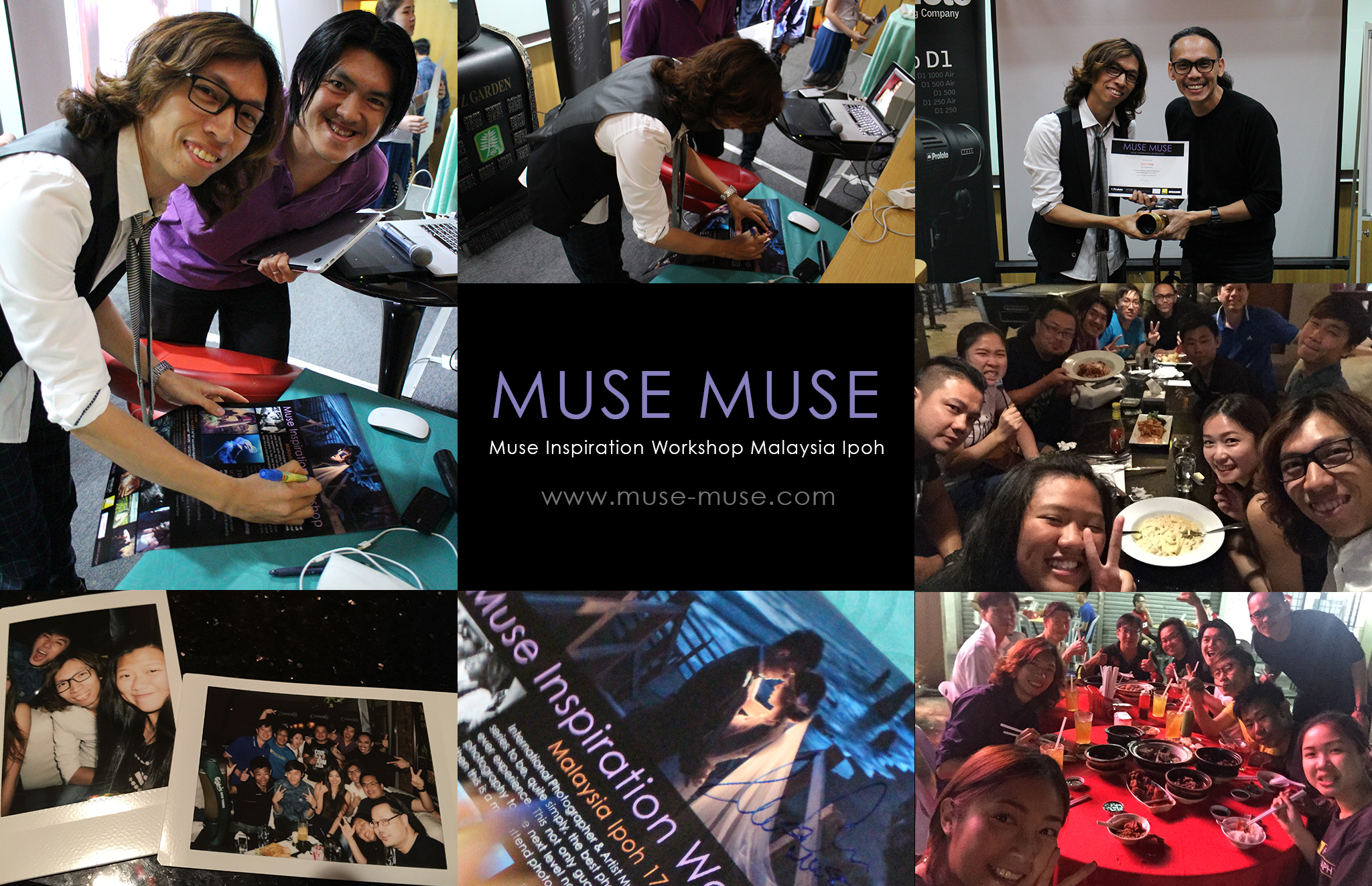 Muse Chan Photography Workshop - Malaysia
