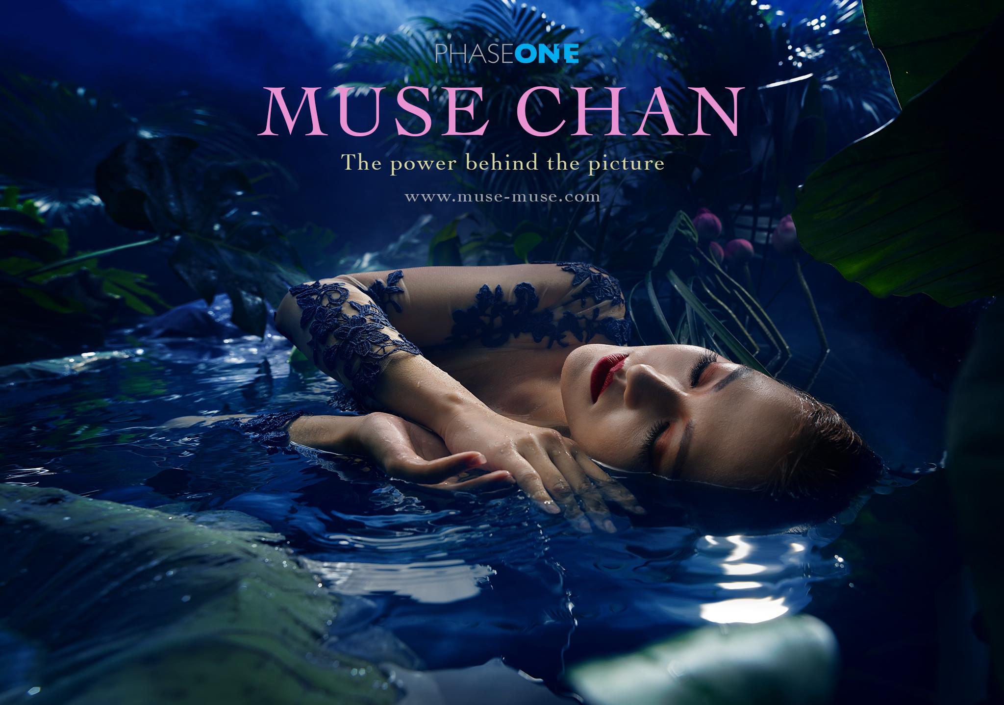 Muse Chan 最新個人創作作品 - Ophelia