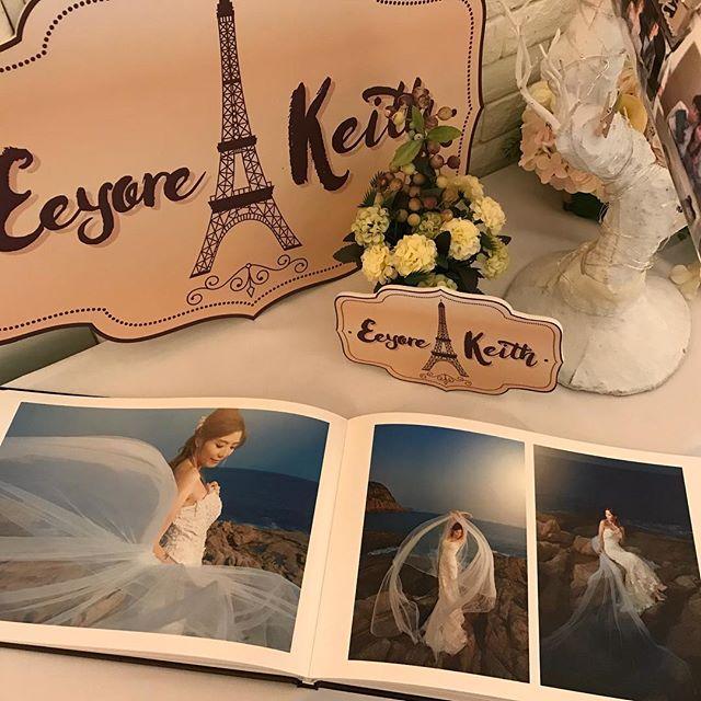 昨天1223是今年的其中一個大旺日,也是Eeyore & Keith的大日子,在婚禮中見到自己的作品實在很開心,更開心的是能夠得到認同和能夠為新人創造美好回憶!  #musemuse #musechan #weddingday #photography #weddingphotography #婚禮攝影 #婚紗照