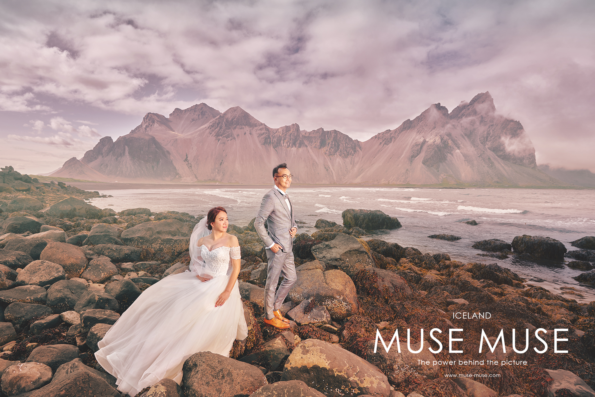 Muse blog Updated 26 July 2019 Peggy & Stanley 冰島婚紗攝影 Iceland Post-Wedding