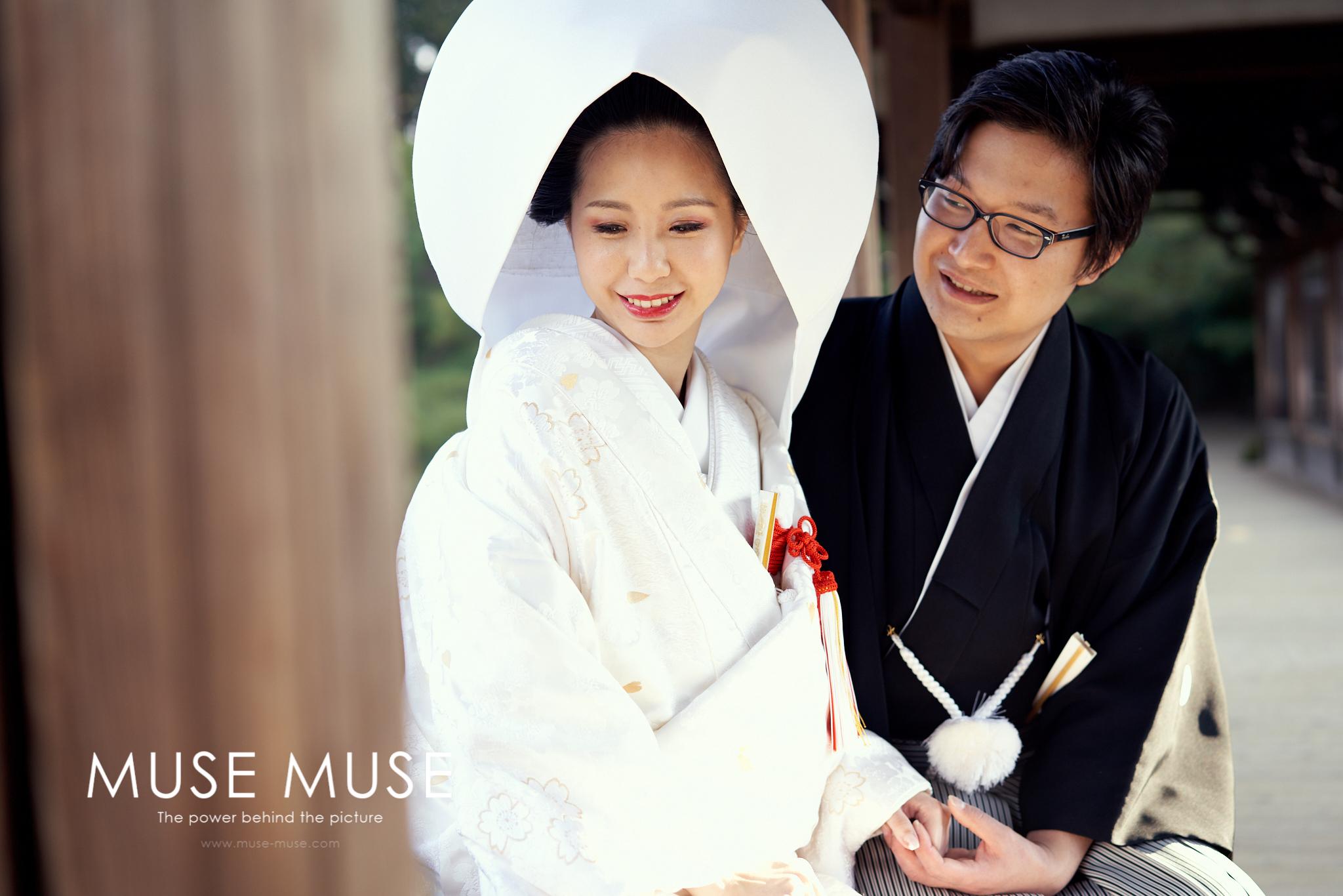 Sei & Hideaki Kyoto Wedding 京都婚禮