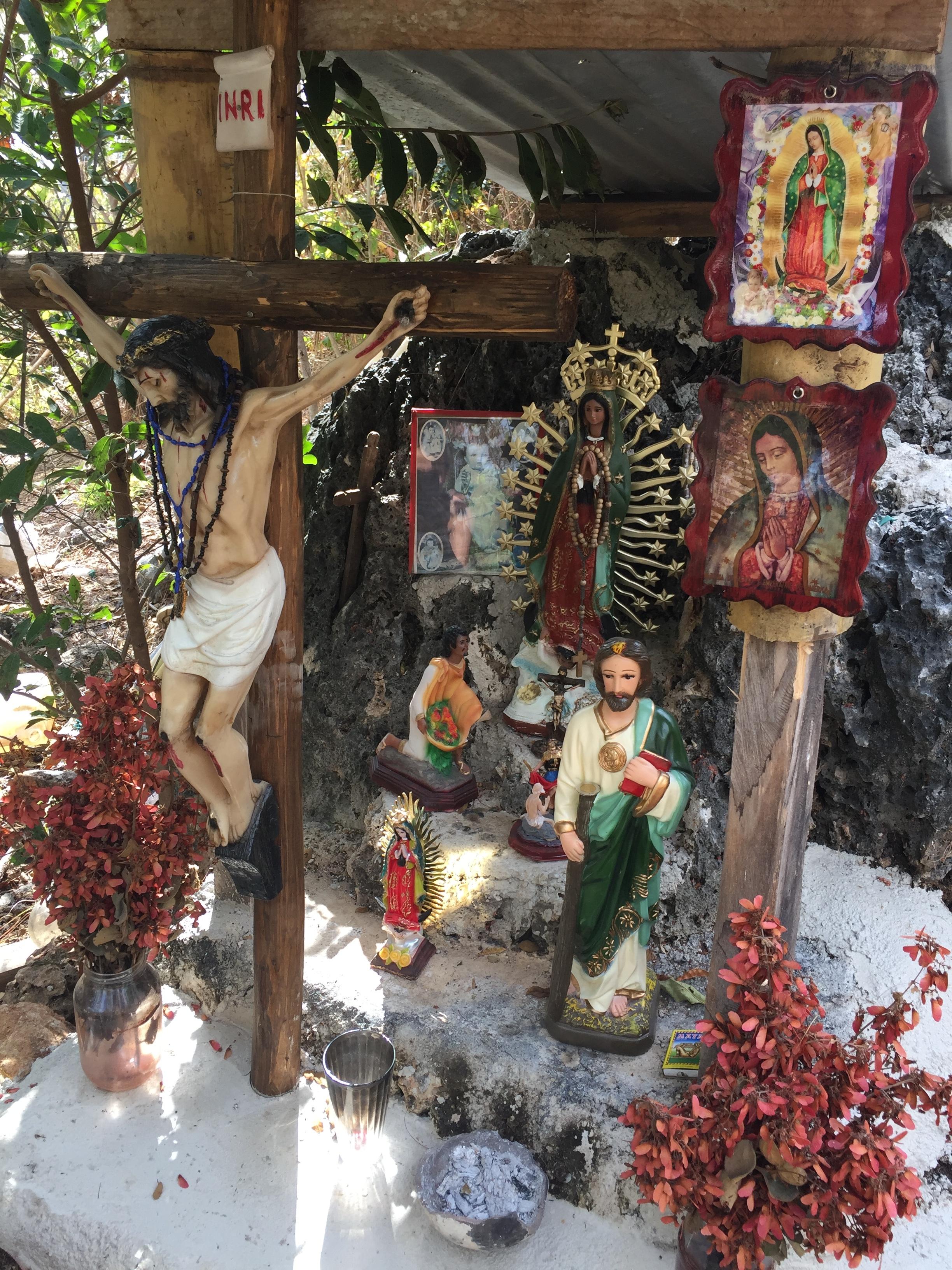The family altar