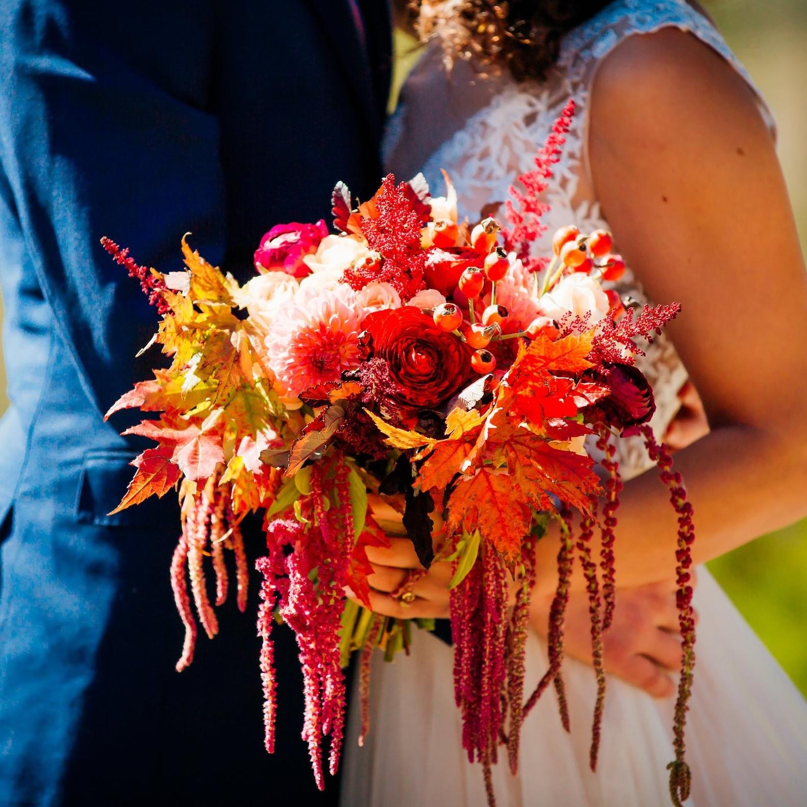View Modern Fall Wedding Gallery