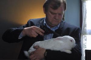 Still from  Six Shooter (2004).