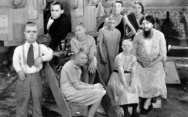 Todd Browning's  Freaks  (1932)