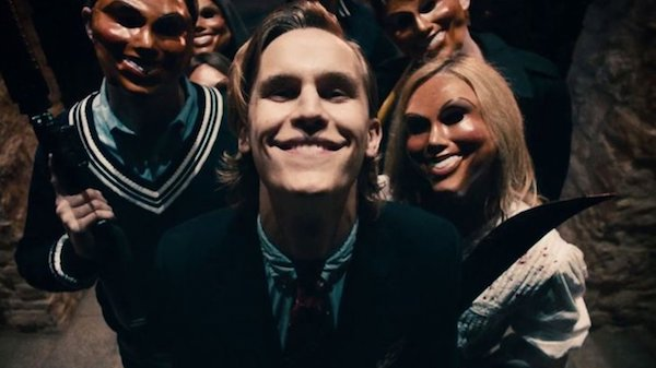 Still from  The Purge , another Blumhouse production.