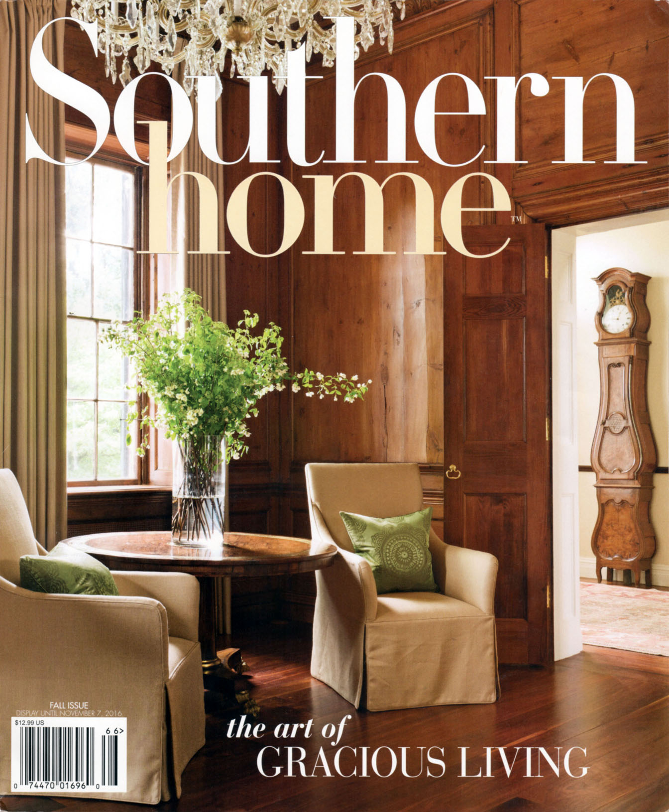 Southern Home Fall 2016 Simply Irresistible
