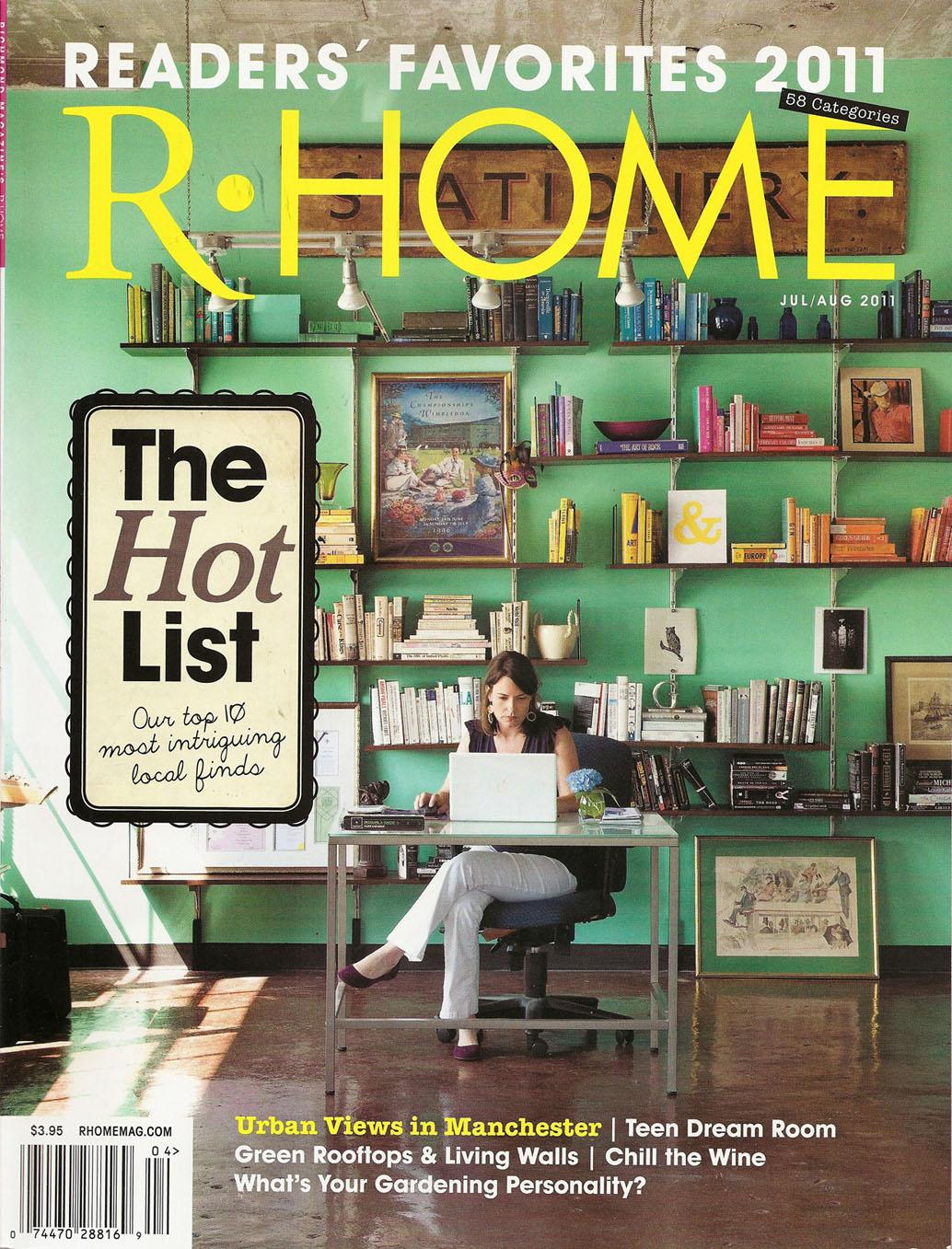 Rhome July-Aug 2011 Readers' Favorites 2011