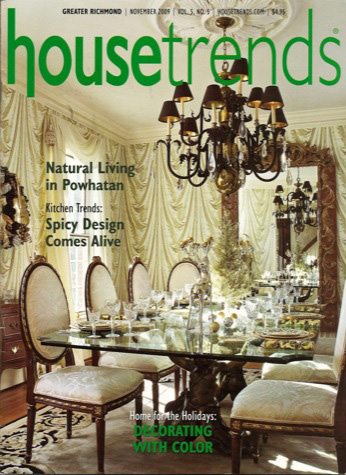 House Trends November 2009 Defining Design
