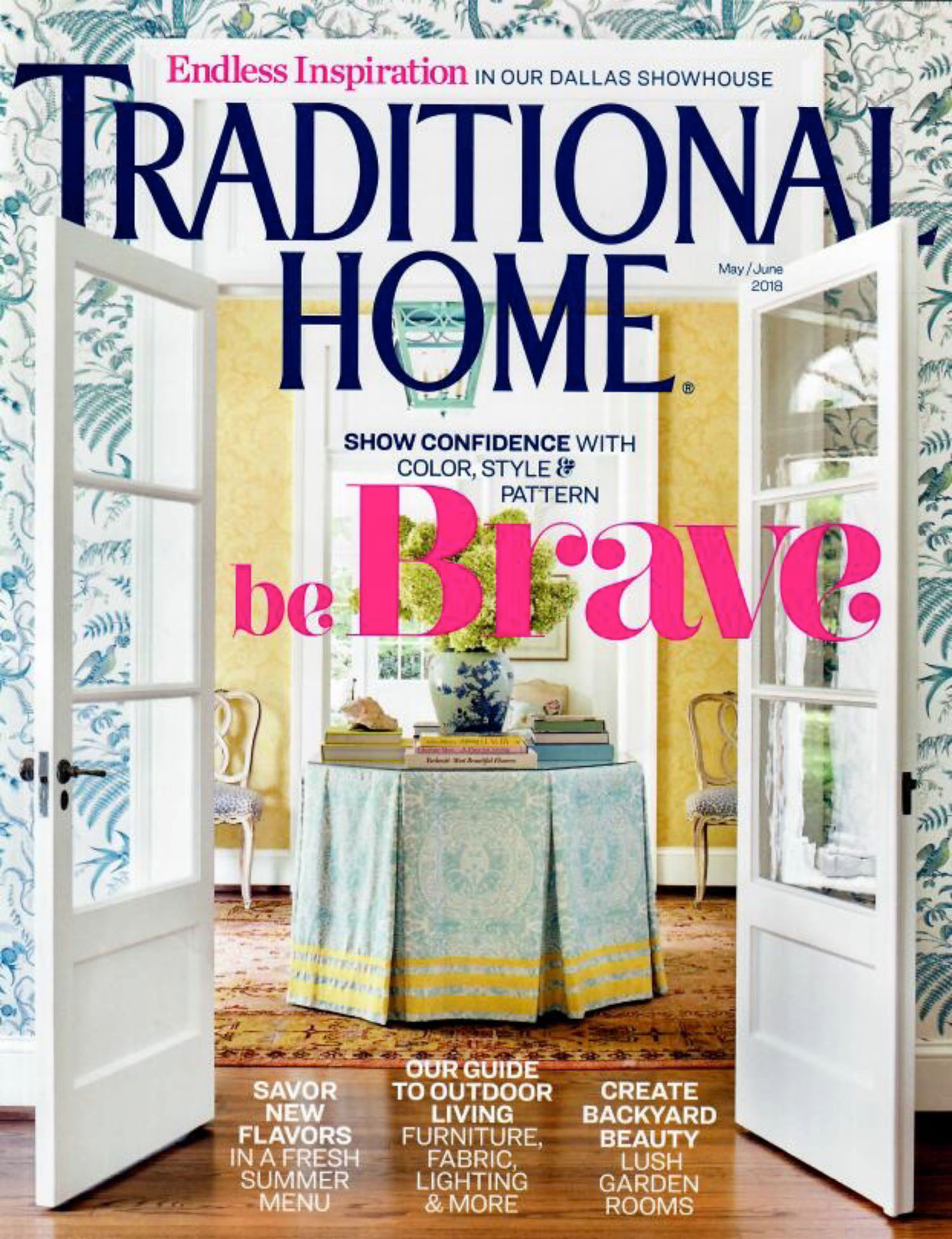 Traditional Home May/June 2018