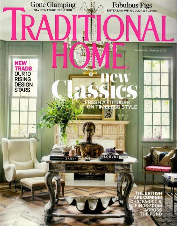 Traditional Home September/October 2018