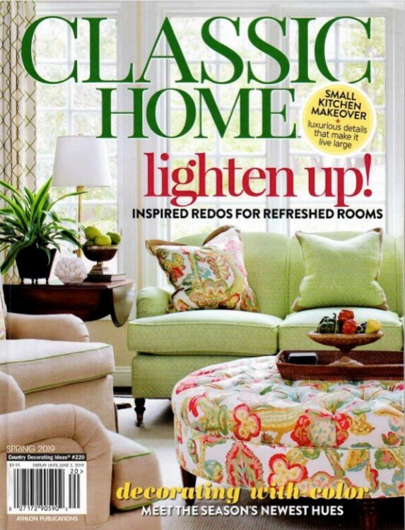 Classic Home Spring 2019