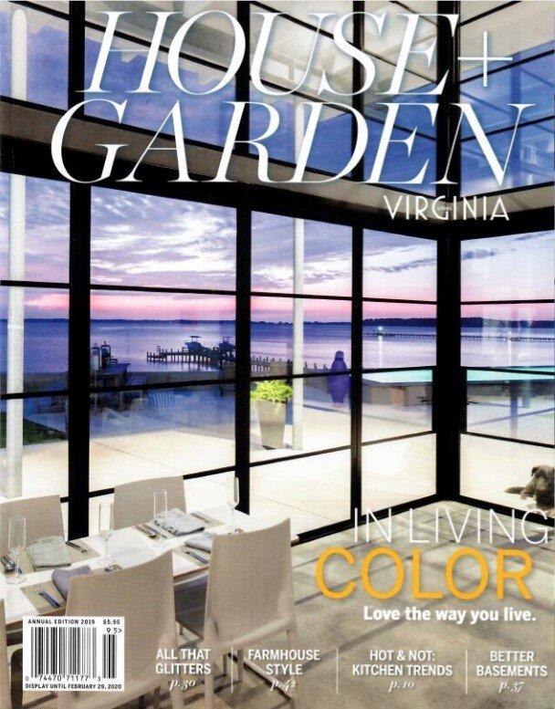 House Garden Virginia 2019