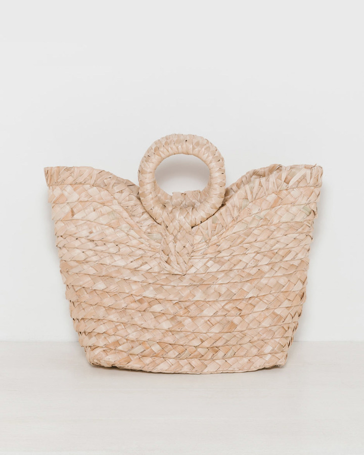 Indego Africa Banana Bag, $125
