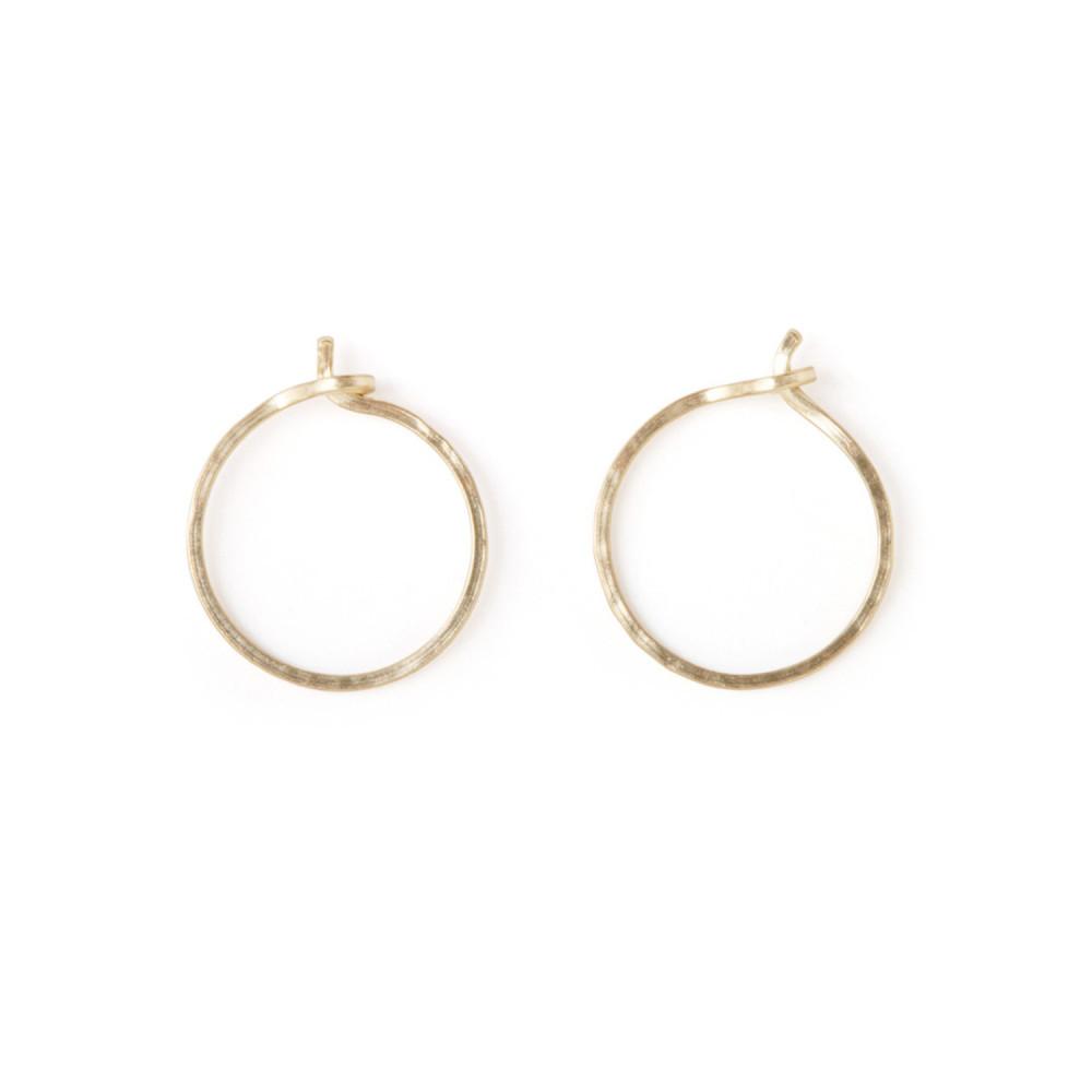 Catbird Hoop Earring, $44