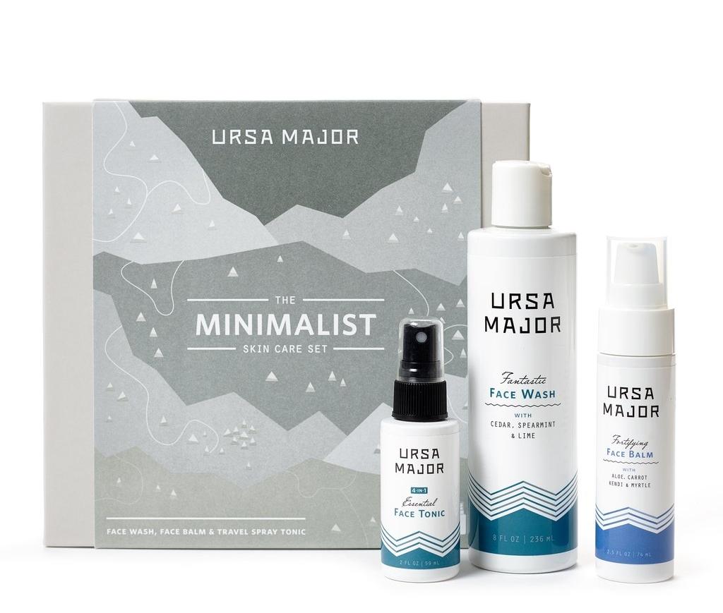 Ursa Major Skin Care Set, $70
