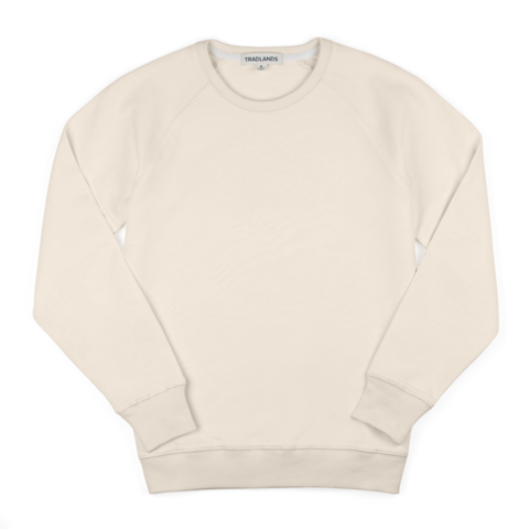 Tradlands Varsity Sweatshirt, $89