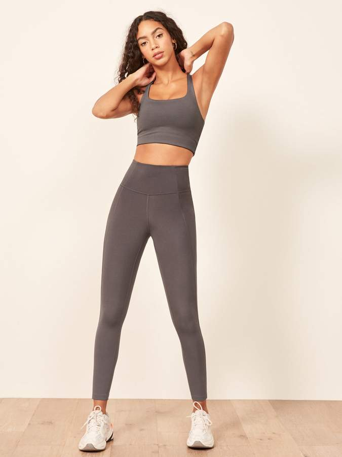 Girlfriend Collective Hi Rise Pant, $68