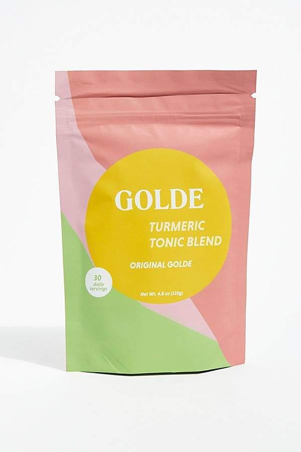 Golde Turmeric Tonic, $26