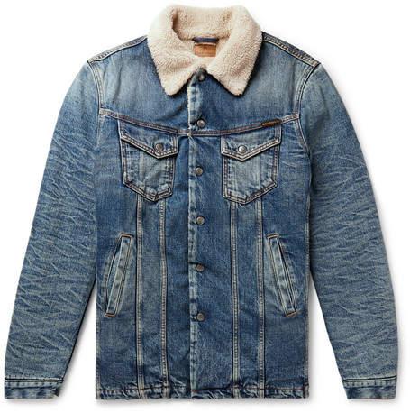Nudie Jeans Denim Jacket, $340