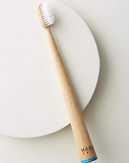 Mable Bamboo Toothbrush, $9