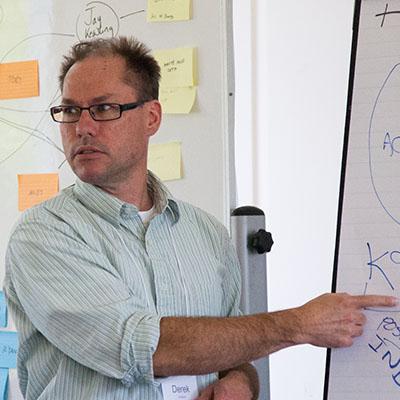 Derek Lindstrom