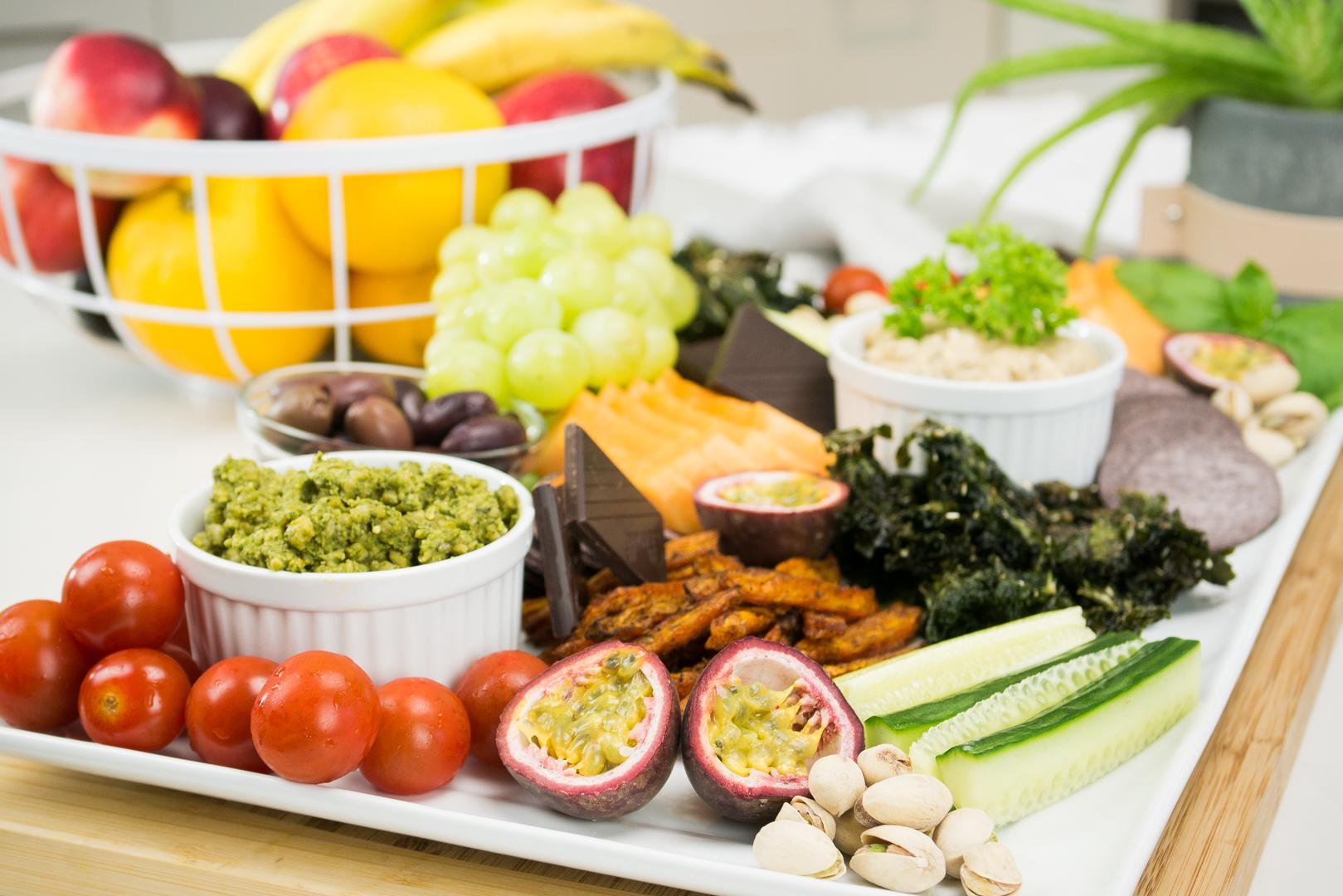 Healthy Summer Platter
