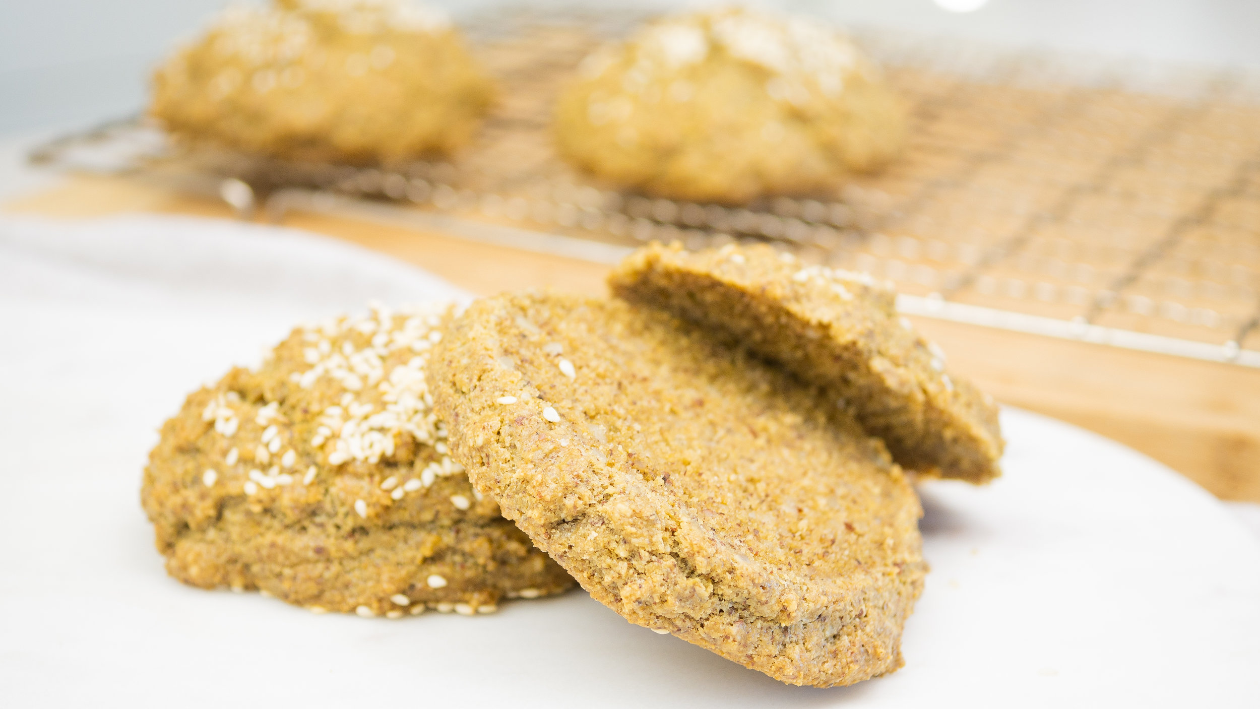 Paleo Bread Buns