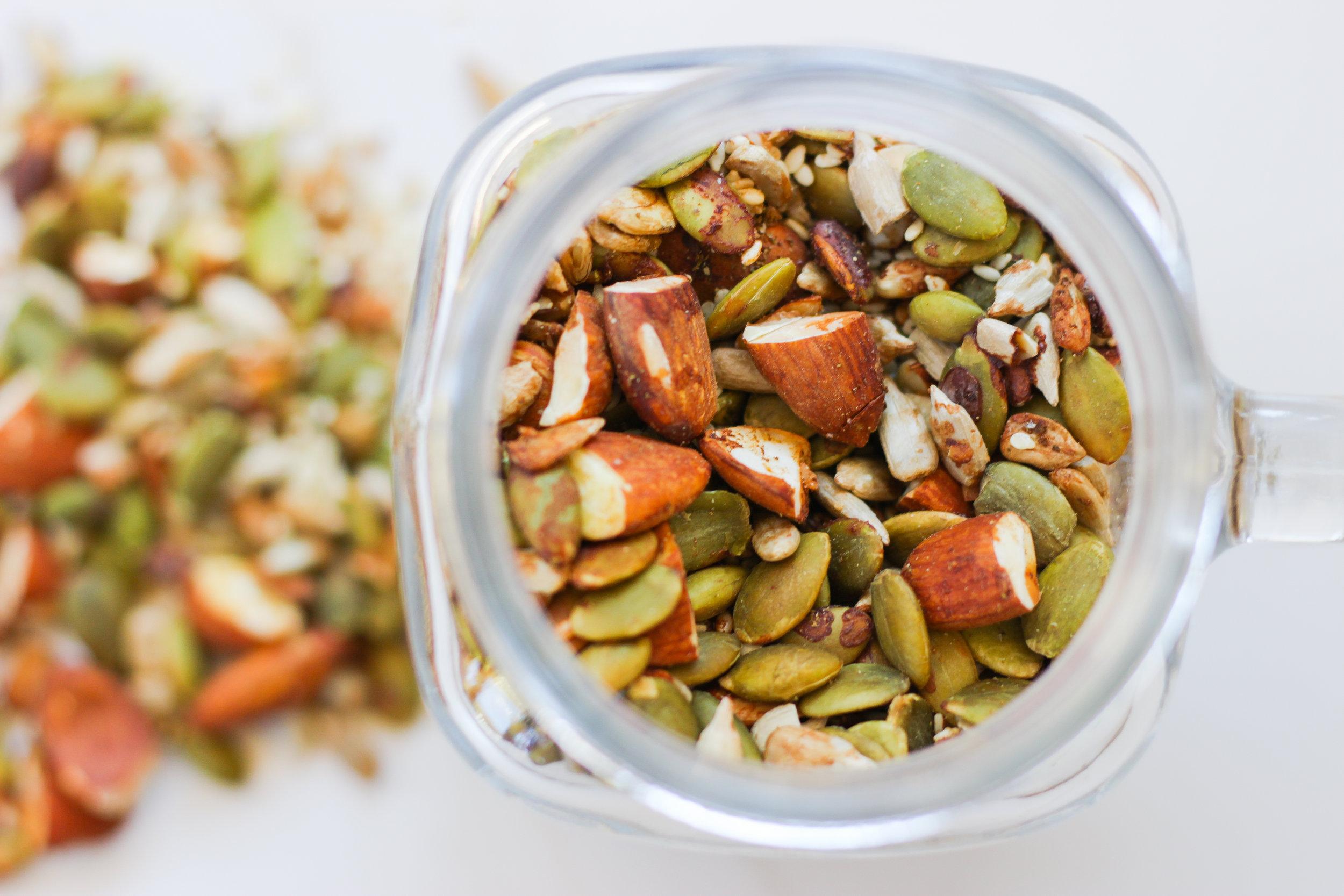 Savoury Nuts & Seeds