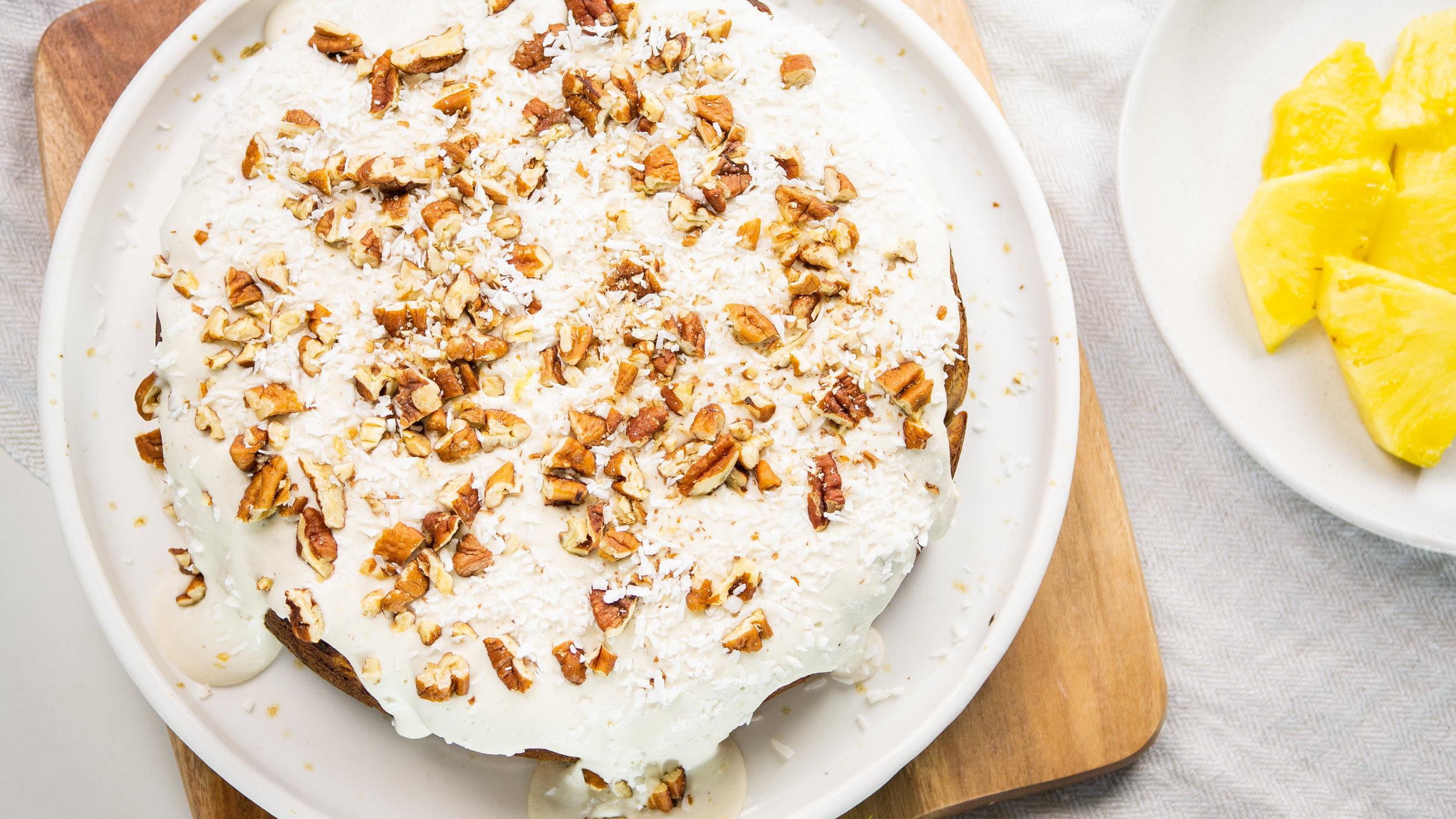Dole Hummingbird Cake