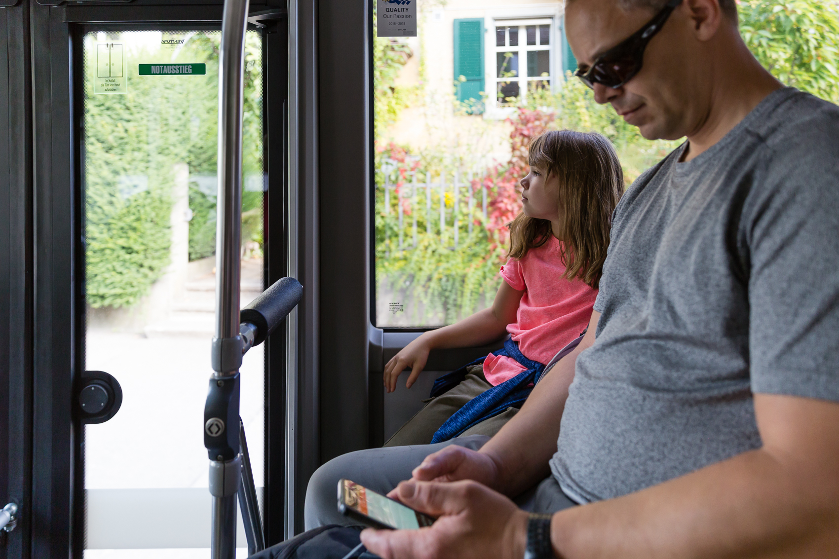 sitting on another bus we are learning to juggle the various apps available to us to sort out how we come and go in any number of directions. Travelling isn't so much complicated as it is just working with a certain amount of timing…Swiss exact timing to be specific.