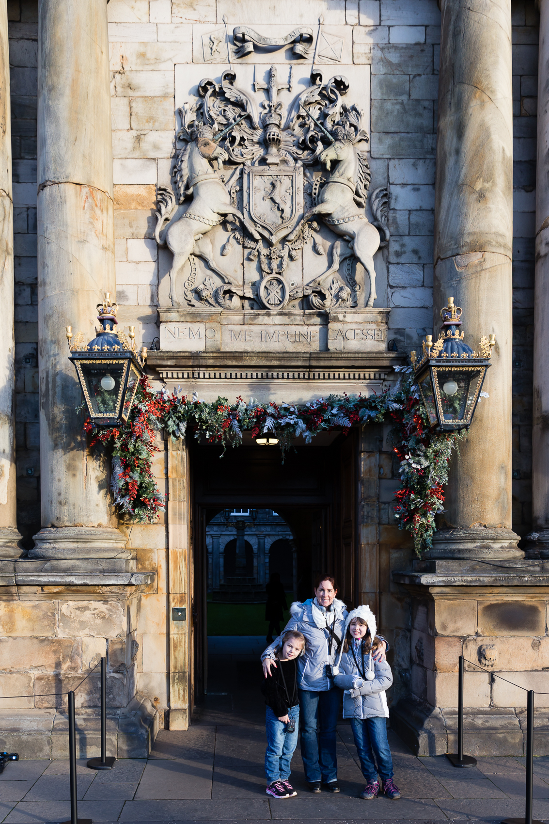 Edinburgh is incredible! There is so much to see and do - the city is steeped in history. Holyrood palace - one of the working castle of our current Queen Elisabeth and the site of Zara Phillips' reception. Nothing to up the ante of a wedding than being able to celebrate at a palace I say.