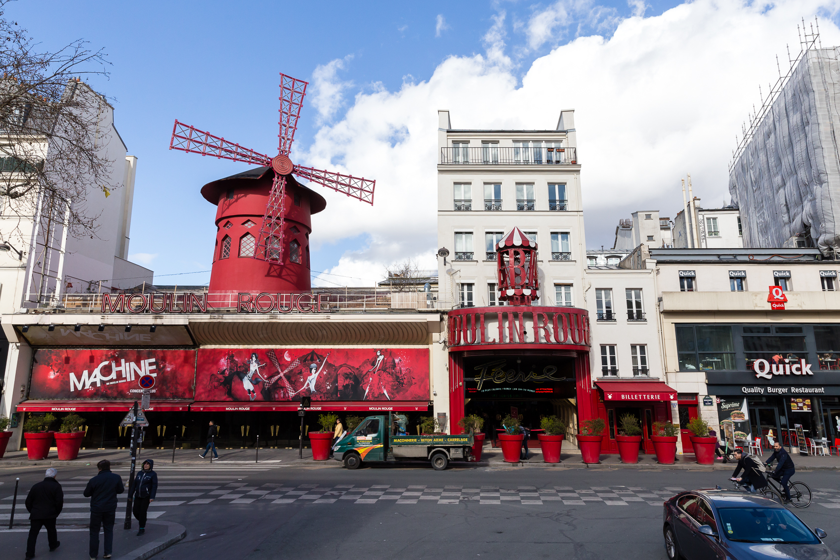 Moulin Rouge…. some interesting questions coming up through this district from two impressionable girls…