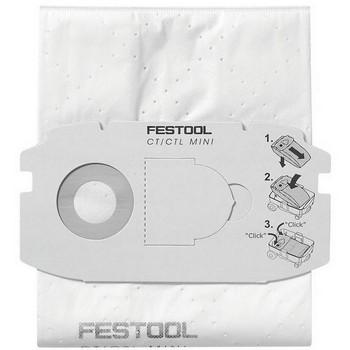 £17.96FESTOOL 498411 Dust Bag100 Available - CHECKOUTCODE: FTG10