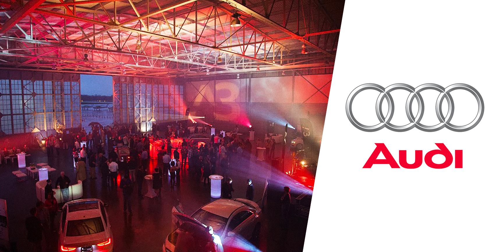 AUDI at A3 Launch - In conjunction with Bluegrass Motor Sports in Louisville, KY as we launched the 2014 Audi A3.