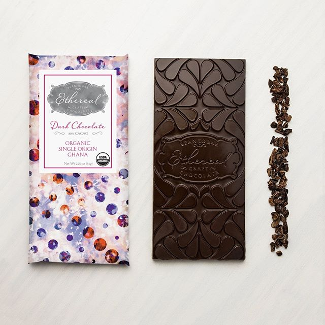 This single use origin Ghana chocolate bar will send your taste buds on a journey of delight. ⠀ Deep chocolate fudge and malt flavors will stand out as a result of using just one variety of cocoa bean. ⠀ And to top it all off, it is also dairy free, gluten free, and vegan. ⠀ 70% cocoa and 100% amazing!⠀ .⠀ https://buff.ly/2K3vwvV⠀ .⠀ .⠀ .⠀ #singleoriginchocolate #beantobarchocolate #organicchocolate #dairyfreechocolate #veganchcolate #eatdarkchocolate #glutenfreechocolate
