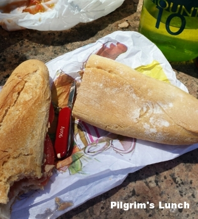 Lunch in Grajera Park