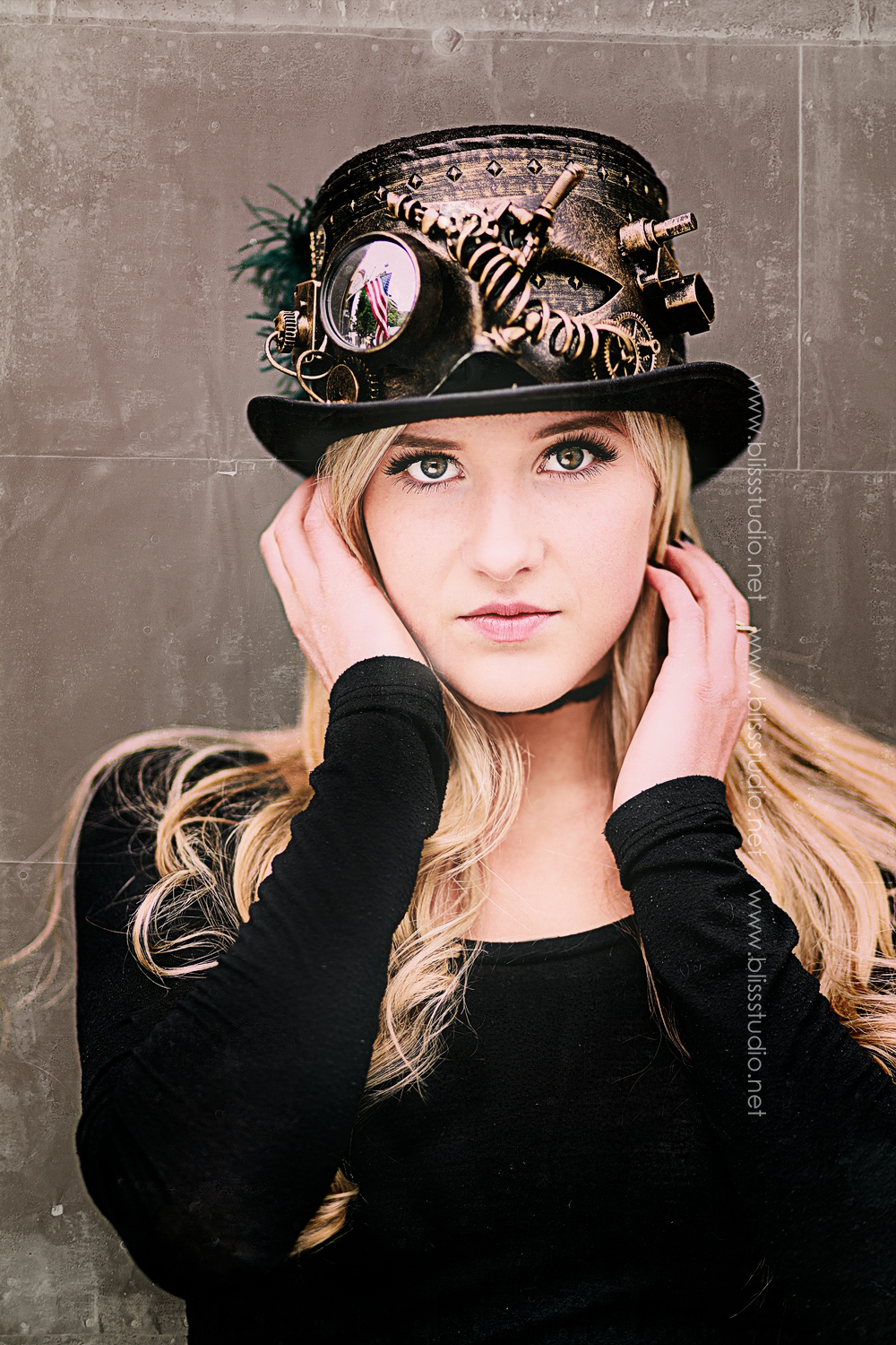 Steam Punk. - Have you seen the new Steam Punk hats at